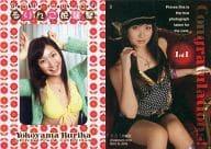 D : 横山ルリカ/生写真カード(0931/1400)/横山ルリカオフィシャルカードコレクション「るりんこ姫襲撃」