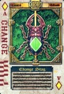 ダイヤA : CHANGE/チェンジスタッグ(ホイル仕様)