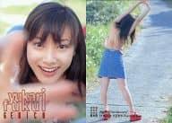 010 : 福井裕佳梨/レギュラーカード/Genic Card Magazine 「GENICA」 vol.9