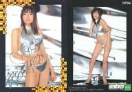 SP06 : 佐藤江梨子/スペシャルカード(銀箔押しサイン入り)/sabra CARD COLLECTION YELLOW GIRLS