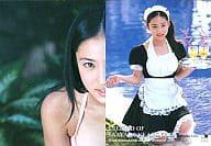 No.1 : 紗綾/写真集「さあや11歳の伝説」封入特典トレーディングカード
