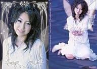 No.050 : TOMOKA/レギュラーカード/ZONE 1st トレーディングカード Cute & Powerful Card
