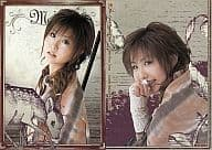 No.061 : MAIKO/レギュラーカード/ZONE 1st トレーディングカード Cute & Powerful Card