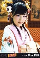 "Watanabe Mayu / Solitary Starry Sky Costume / CD""UZA""Theatre Board Awards Raw Photo"