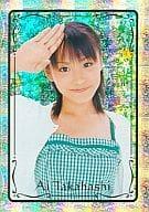 NO.326 : 高橋愛/ホロエッチング箔押し/モーニング娘。 TRADING COLLECTION