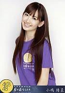 小嶋陽菜/上半身/ AKB48 薬師寺奉納公演2010「夢の花びらたち」