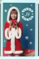 [シート欠け]TWICE/ジョンヨン/ホログラムカード/CD「TWICEcoaster : LANE 1」(Christmas Edition)特典トレカ