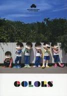 おそ松さん写真集 MATSUNO BROTHERS 1st PHOTOBOOK COLORS