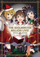Limited 5) Idol Master M.ILL.ION Live! Original CD & Art Book with Special Edition