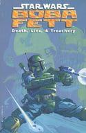 Star Wars: Boba Fett - Death、Lies、& Treachery / John Wagner