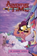 Adventure Time: THE OOORIENT EXPRESS (Paperback) (10)