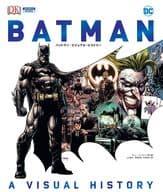 Batman franchise media: Visual History (Paperback)