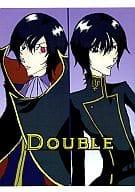 <<コードギアス>> DOUBLE (シュナイゼル×ルルーシュ) / BLACK JOKER