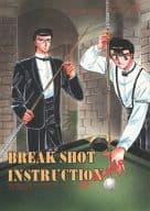 <<その他アニメ・漫画>> BREAK SHOT INSTRUCTION in CLAMP (織田信介、加納涼二) / CLAMP