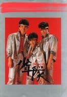 <<パンフレット(ライブ)>> パンフ)少年隊(1985年)